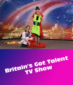 Quick Change Artists Appear on Britain's Got Talent! - June 2009